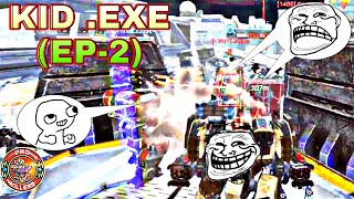 Kid .exe (ep-2)[War Robots Funny Video]PRO KILLERS