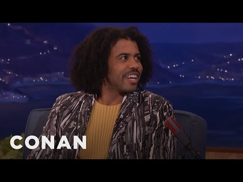 "Daveed Diggs On Being An Original ""Hamilton"" Cast Member  - CONAN on TBS"