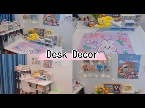 Desk Decor +