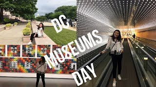 A day in my life || National Gallery of Art in Washington, DC