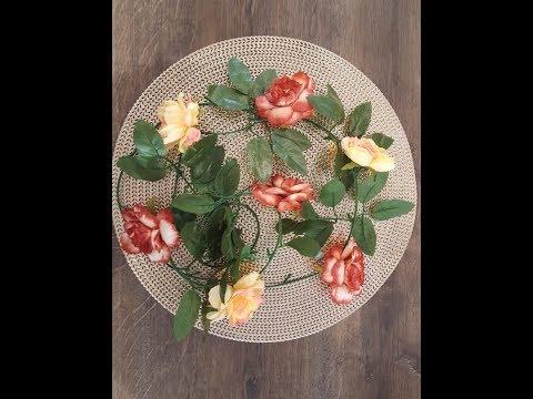 unboxing:-blumendeko-selbst-machen---craft-buddy-girlanden-+-blÄtter-forever-flowerz