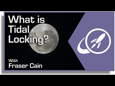 What Is Tidal Locking?