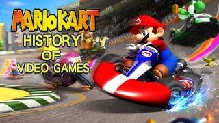History of Mario Kart (19922017)  Video Game History