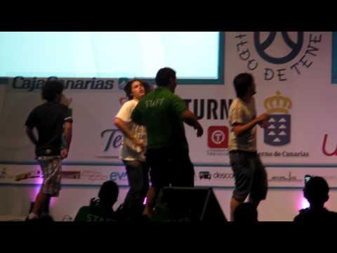 Fabian Bailando el Paco Paco Paco - TLP 2k9