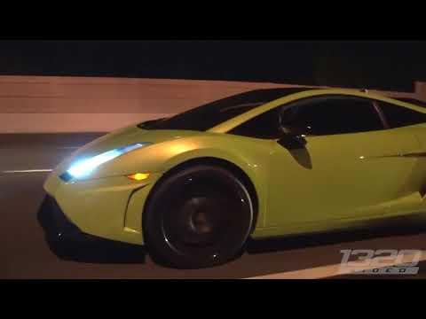 700 HP Civic Turbo Vs 750 HP Lamborghini Gallardo Twin Turbo | Türkçe Altyazılı #civictr