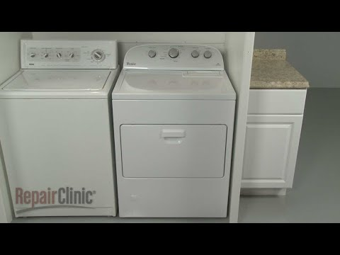 How to safely hook up a gas dryer