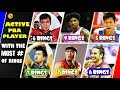 TOP 5 Active PBA Players with The Most Championship Rings