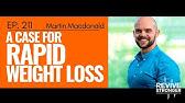 martin macdonald pierdere în greutate