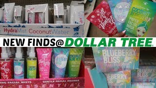 DOLLAR TREE *NEW FINDS* COME WITH ME 6-26-19