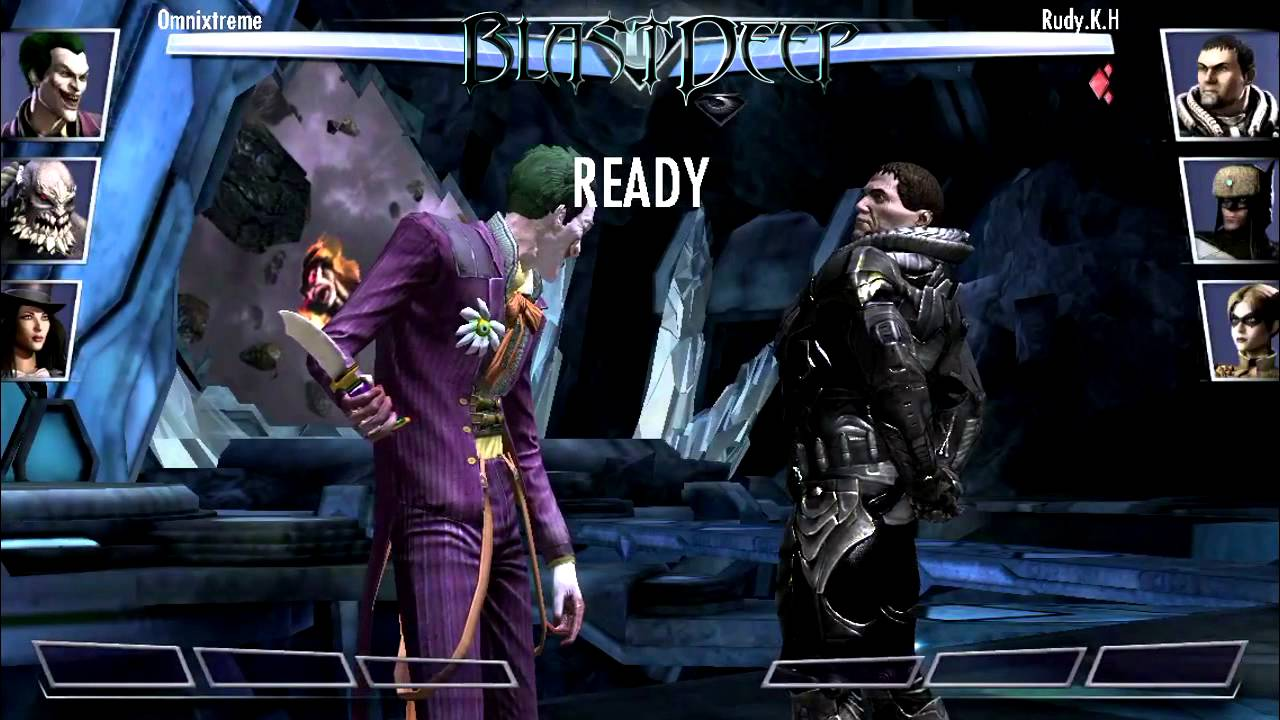 (Injustice Gods Among Us) Top 8 iOS Features Mobile Online ...