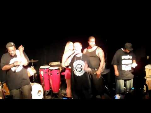 "Lil Wyte performing ""We Ain't Playin"" live at the Atomic Cowboy in St.Louis,MO"