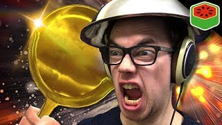 ONE SHOT GOLDEN PAN! | Cuisine Royale
