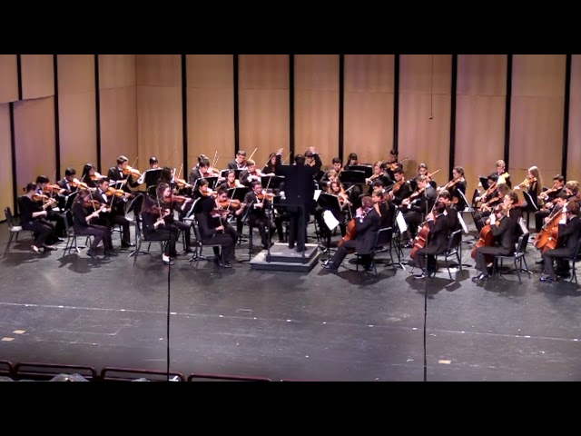 05 DHS Chamber Orchestra Themes from Carmen Bizet