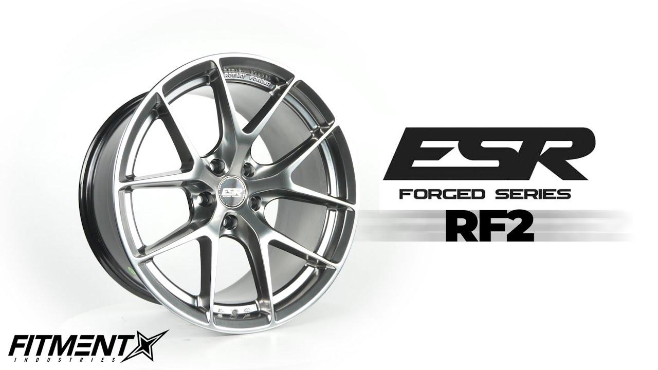 2016 Infiniti Q50 Esr Rf2 Bc Racing | Fitment Industries