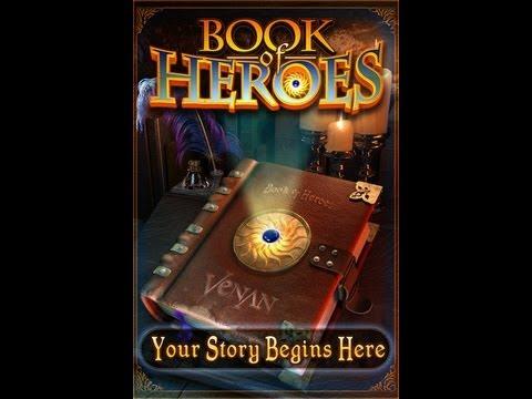 Book of Heroes - iPhone - HD Gameplay Trailer