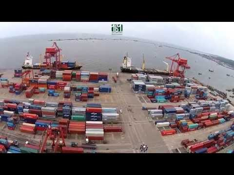 MPWT - Sihanoukville Autonomous Port Version 2 with ships