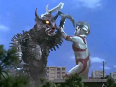 Ultraman Ace vs. Barabas (Final Fight)