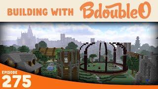 minecraft minecraft arena layout minecraft building w bdoubleo ep 275