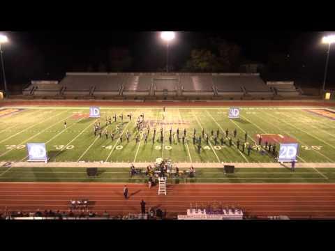 AAAA East Peoria High School Marching Raiders