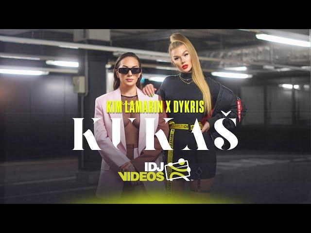 KIM LAMARIN FEAT. DYKRIS - KUKAS (OFFICIAL VIDEO)