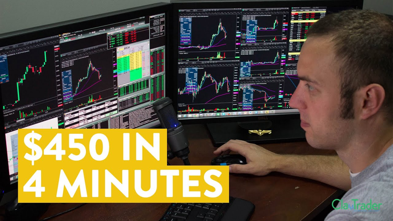 [LIVE] Day Trading | 0 in 4 Minutes (and then we learn…)