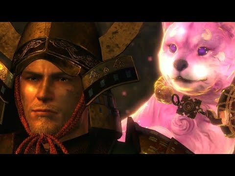Lead Away Pinku Doggo (Nioh Playthrough Part 5)