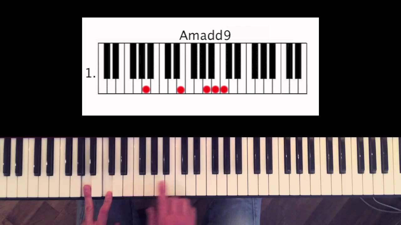 How To Play Damien Rice 9 Crimes Original Piano Lesson Tutorial By Piano Couture Youtube