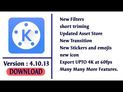 (💎) KineMaster Diamond V2  [Unlimited Layers, V 4.10.13, V4.10 💎Techy Ribu💎