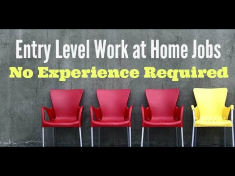 Best Legitimate Work From Home Jobs No Startup Fees - Online Job 2018