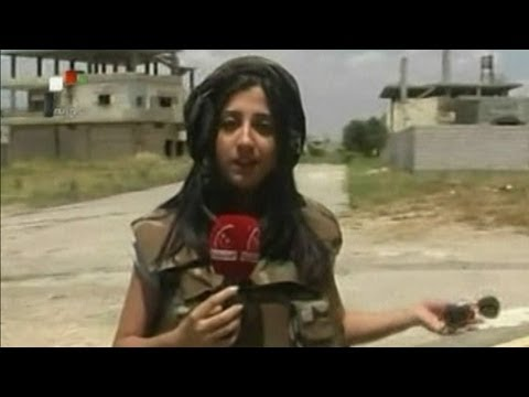 Syrian State TV Reporter Killed by Rebel Sniper