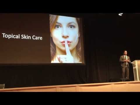 Oral Supplements for the Skin - Lecture at THE Aesthetic Show