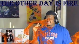 J.I.D - Just da Other Day (DiCaprio 2) Reaction!!!!!