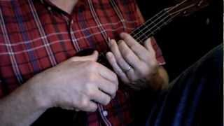 True Blue Lou : Ukulele UkesterBrown