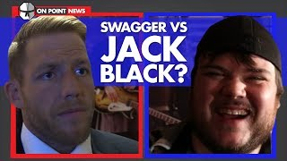 WWE's Jack Swagger vs Jack Black The Beef Plant Worker?