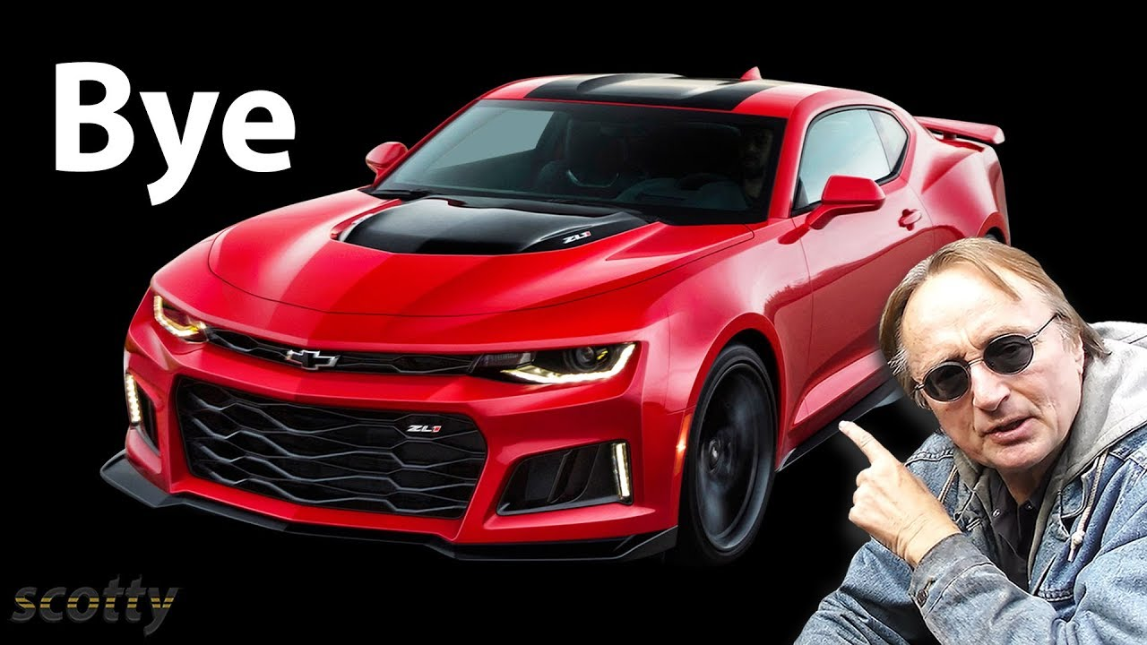 What Does Camaro Mean >> The Chevy Camaro Is Being Discontinued Here S Why And What