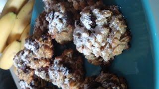 Рецепт Печенье Овсяное (диетическое)