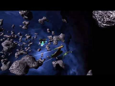"STAR TREK ONLINE HD #7 ""Crossroads At Crateris"" Legacy Of Romulus (2013) 1080p"