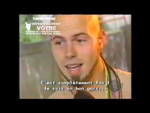 Drowning Pool - Live & interview Quebec City Agora 2001-08-31 Musique Plus