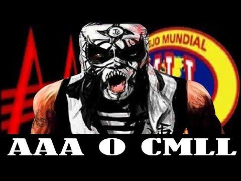 ¿Penta Zero M regresara a la AAA o al CMLL?