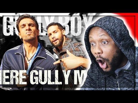 Mere Gully Mein | Gully Boy | Ranveer Singh Alia Bhatt & Siddhant | DIVINE | Naezy | REACTION!!!