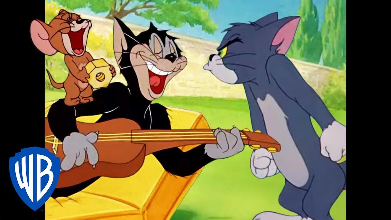Tom y Jerry en Latino | Dibujos animados clásicos 152 | WB Kids