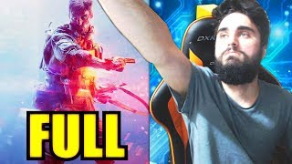 FULL (Battlefield 5) Gameplay Trailer & New BF5 Battle Royale Confirmed | BF5 Gameplay Trailer