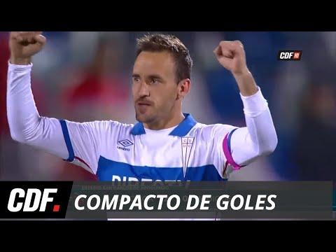 U. Católica 2 - 0 Iquique | Torneo Scotiabank Transición 2017 (Apertura) Novena Fecha | CDF