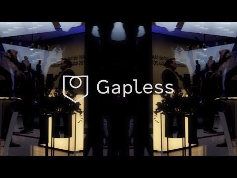 Gapless at Porsche Next Visions Day, IAA 2019