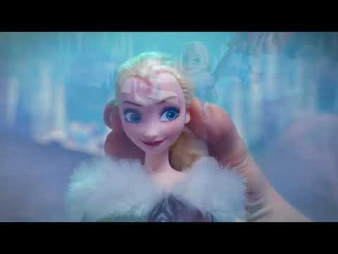Disney Frozen • Musical Elsa • Olaf`s Frozen Adventure • Hasbro