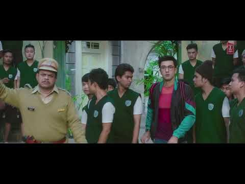 jagga jasoos .video song hindi bollywood movie ranveer kapoor .kaitrina kaif