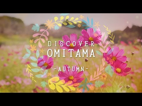 DISCOVER OMITAMA 〜AUTUMN〜 秋編 【茨城県小美玉市】