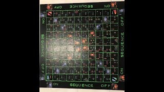 Creating a Sequence Game Board