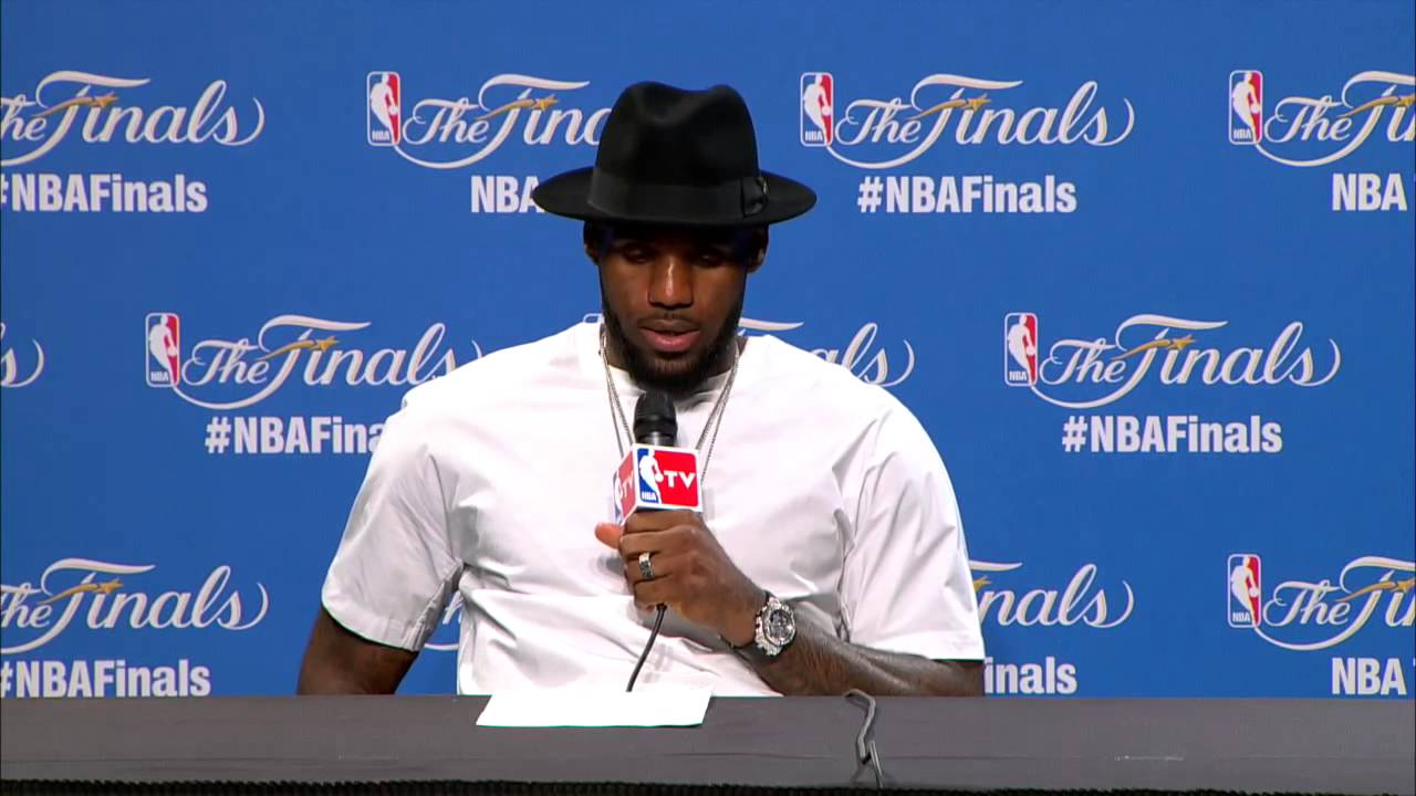 What LeBron James said after Cleveland Cavaliers loss to Warriors in Game 4  of 2015 NBA Finals 4da95a0c9a8