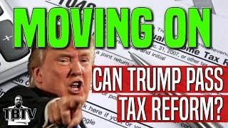 PRESIDENT TRUMP MOVES ON TO TAX CUT PROPOSAL!